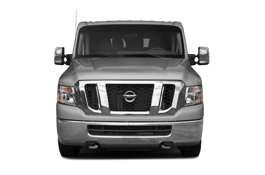 nissan nv passenger nv3500 hd reviews specs and prices. Black Bedroom Furniture Sets. Home Design Ideas