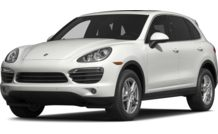 Colors, options and prices for the 2014 Porsche Cayenne