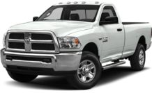 Colors, options and prices for the 2016 RAM 2500