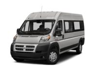 Brief summary of 2016 RAM ProMaster 3500 Window Van vehicle information