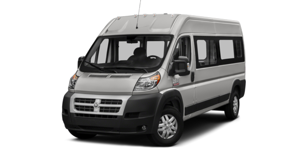 2014 RAM ProMaster 2500 Window Van