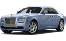 Colors, options and prices for the 2014 Rolls-Royce Ghost