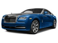 Brief summary of 2014 Rolls-Royce Wraith vehicle information
