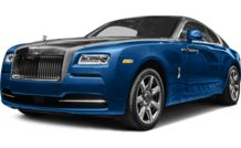 Colors, options and prices for the 2014 Rolls-Royce Wraith