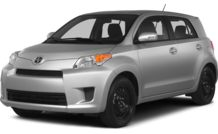 Colors, options and prices for the 2014 Scion xD