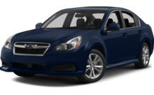 Colors, options and prices for the 2014 Subaru Legacy
