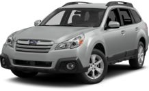 Colors, options and prices for the 2014 Subaru Outback