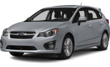Colors, options and prices for the 2014 Subaru Impreza