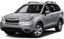 Colors, options and prices for the 2016 Subaru Forester
