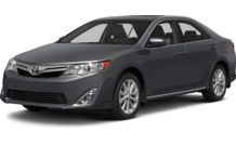 Colors, options and prices for the 2014 Toyota Camry