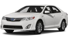 Colors, options and prices for the 2014 Toyota Camry Hybrid