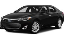 Colors, options and prices for the 2014 Toyota Avalon Hybrid