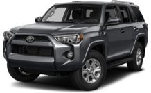 Colors, options and prices for the 2016 Toyota 4Runner