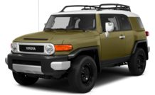 Colors, options and prices for the 2014 Toyota FJ Cruiser