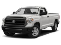 Brief summary of 2014 Toyota Tundra vehicle information