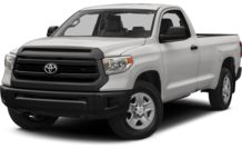 Colors, options and prices for the 2014 Toyota Tundra