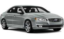 Colors, options and prices for the 2014 Volvo S80