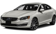 Colors, options and prices for the 2016 Volvo S60