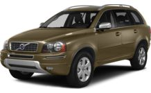 Colors, options and prices for the 2014 Volvo XC90