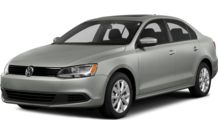 Colors, options and prices for the 2014 Volkswagen Jetta