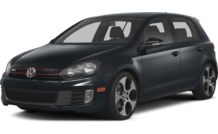 Colors, options and prices for the 2014 Volkswagen GTI