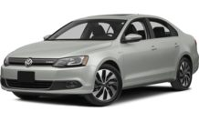 Colors, options and prices for the 2014 Volkswagen Jetta Hybrid