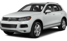 Colors, options and prices for the 2014 Volkswagen Touareg Hybrid