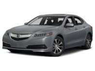 Brief summary of 2015 Acura TLX vehicle information
