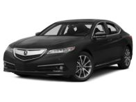Brief summary of 2016 Acura TLX vehicle information