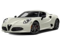 Brief summary of 2015 Alfa Romeo 4C vehicle information
