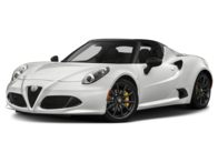 Brief summary of 2015 Alfa Romeo 4C Spider vehicle information