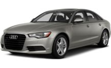 Colors, options and prices for the 2015 Audi A6