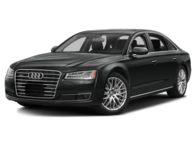 Brief summary of 2015 Audi A8 vehicle information