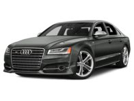 Brief summary of 2017 Audi S8 vehicle information
