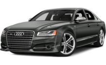 Colors, options and prices for the 2016 Audi S8