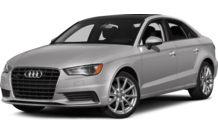 Colors, options and prices for the 2015 Audi A3