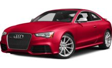 Colors, options and prices for the 2015 Audi RS 5
