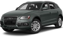Colors, options and prices for the 2015 Audi Q5