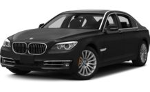 Colors, options and prices for the 2015 BMW 740