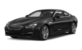 2015 BMW 650
