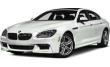 Colors, options and prices for the 2015 BMW 640 Gran Coupe