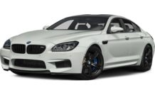 Colors, options and prices for the 2015 BMW M6 Gran Coupe