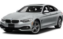 Colors, options and prices for the 2015 BMW 428 Gran Coupe