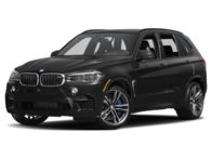 Brief summary of 2018 BMW X5 M vehicle information