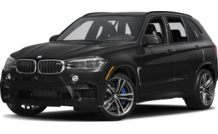 Colors, options and prices for the 2015 BMW X5 M