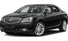 Colors, options and prices for the 2016 Buick Verano