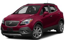 Colors, options and prices for the 2015 Buick Encore