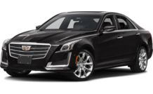 Colors, options and prices for the 2016 Cadillac CTS