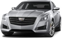 Colors, options and prices for the 2015 Cadillac CTS