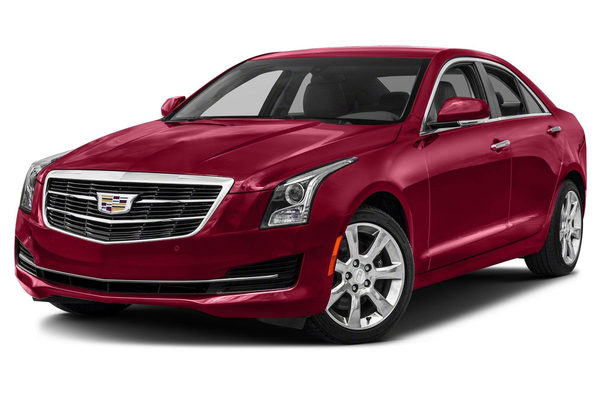 2015 Cadillac ATS 2.0L Turbo Luxury Coupe for sale in Newark for $46,760 with 0 miles.